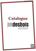 Catalogue-JMDesbois
